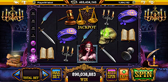Queen Femida Slot Game with the Theme of Banshee - GamingSoft