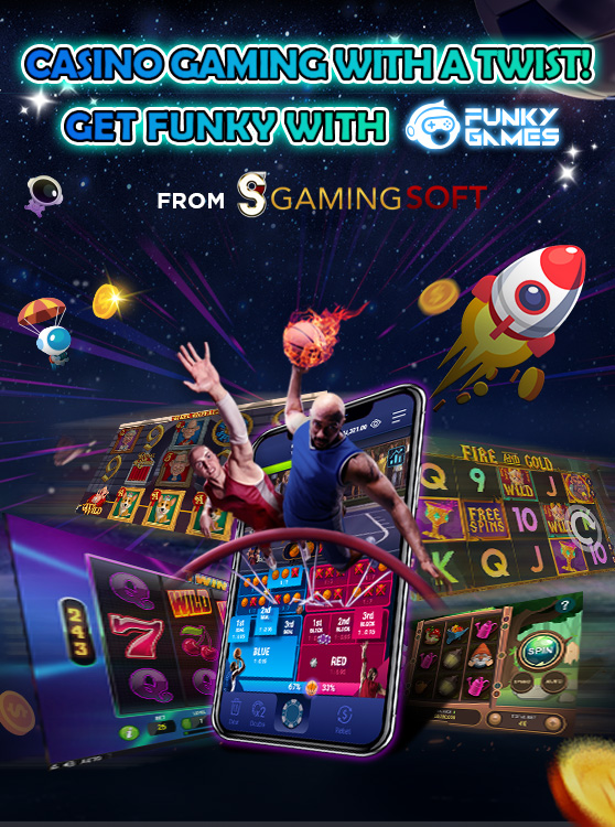 Generate your Gaming Incoming in a New Twist with a Recently Joined Online Gaming Provider, Funky Games listed on GamingSoft's Supplier Dataset - GamingSoft